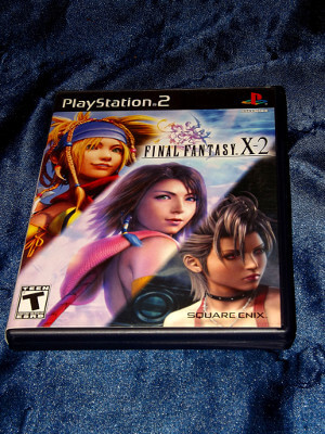 Playstation 2 Game: Final Fantasy X-2