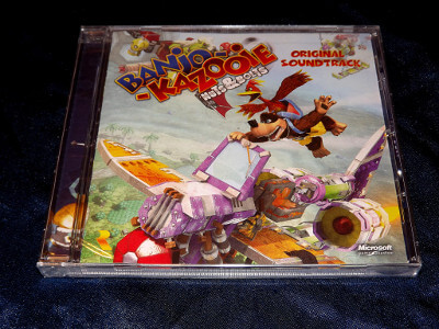 Banjo-Kazooie OST: Nuts & Bolts