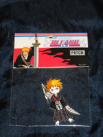 Bleach Clothing Patch: 3
