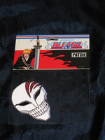 Bleach Clothing Patch: 2¾