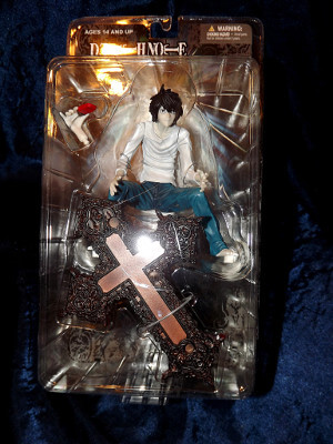 Death Note Action Figure: Season 1 L Action Figure (PVC)