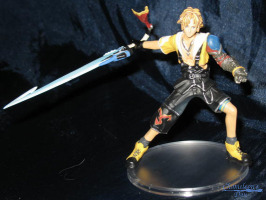 Final Fantasy X Trading Figure: 4