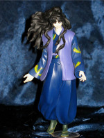 InuYasha Action Figure: 7