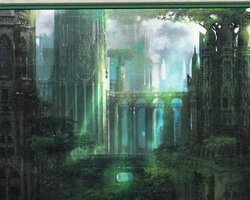 Magic the Gathering 10th Edition Card: Forest (b)