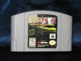 Nintendo 64 Game: San Francisco Rush: Extreme Racing