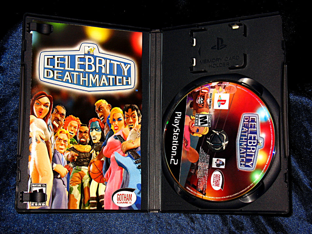Cheats for celebrity death match ps2