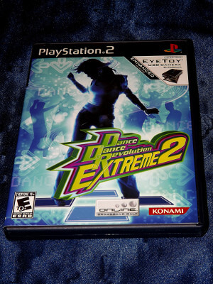 Playstation 2 Game: Dance Dance Revolution Extreme 2