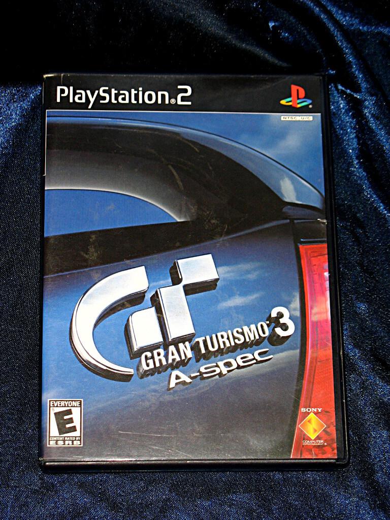 chameleon 39 s den playstation 2 game gran turismo 3 a spec. Black Bedroom Furniture Sets. Home Design Ideas