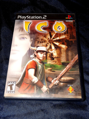 Playstation 2 Game: Ico