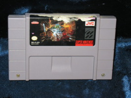 Super Nintendo Game: Dungeon Master