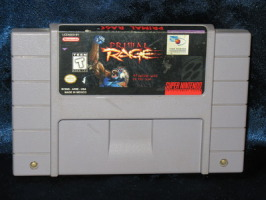 Super Nintendo Game: Primal Rage