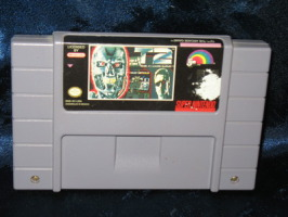 Super Nintendo Game: T2: The Arcade Game