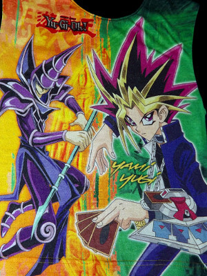 Yu-Gi-Oh! T-Shirt: Yami Yugi and Dark Magician (Boys 6-7)