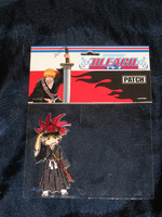"Bleach Clothing Patch: 3¼"" Abarai Renji"