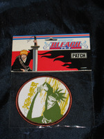 "Bleach Clothing Patch: 3"" Abarai Renji Round Portrait"