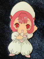 Chobits Pin: 1¼