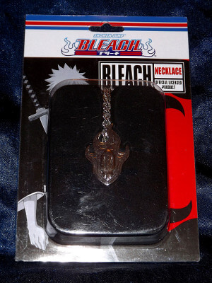 Bleach Necklace: Kuchiki Rukia's Skull Logo