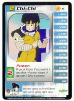 Dragon Ball Z  CCG Character Card: Chi-Chi