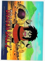 Dragon Ball Z Trading Card: No. 21, Yajirobe (Hard Foil)
