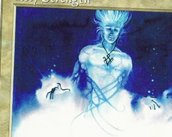 Magic the Gathering 5th Edition Card: Holy Strength