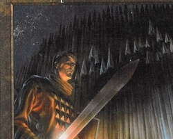 Magic the Gathering 5th Edition Card: Wall of Spears