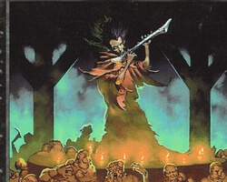 Magic the Gathering 6th Edition Card: Pestilence