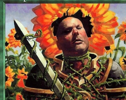 Magic the Gathering 7th Edition Card: Rampant Growth