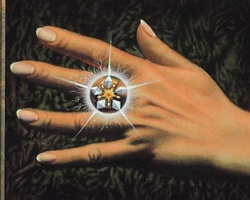 Magic the Gathering 7th Edition Card: Sisay's Ring