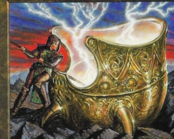 Magic the Gathering 7th Edition Card: Storm Cauldron