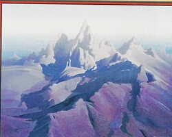 Magic the Gathering 8th Edition Card: Mountain (b)