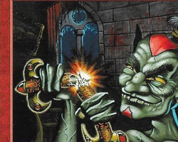 Magic the Gathering Anthologies Card: Goblin Vandal from Weatherlight