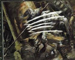 Magic the Gathering Apocalypse Card: Dead Ringers