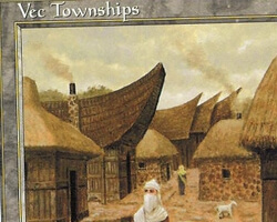 Magic the Gathering Battle Royale Card: Vec Townships from Tempest