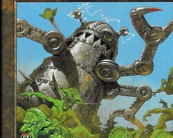 Magic the Gathering Exodus Card: Mindless Automaton