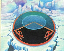 Magic the Gathering Ice Age Card: Circle of Protection: White