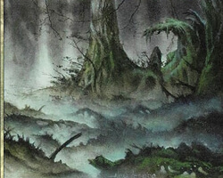 Magic the Gathering Invasion Card: Swamp (c) (Foil)