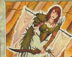 Magic the Gathering Mercadian Masques Card: Cho-Arrim Legate
