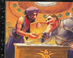 Magic the Gathering Mercadian Masques Card: Corrupt Official