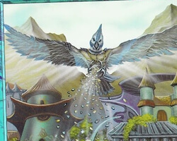 Magic the Gathering Mercadian Masques Card: Extravagant Spirit