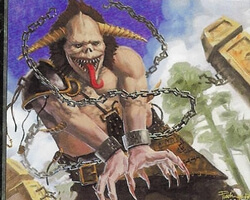 Magic the Gathering Mercadian Masques Card: Skulking Fugitive