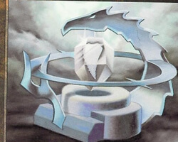 Magic the Gathering Mercadian Masques Card: Tooth of Ramos