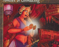 Magic the Gathering Mirage Card: Amulet of Unmaking