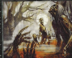 Magic the Gathering Mirage Card: Zombie Mob