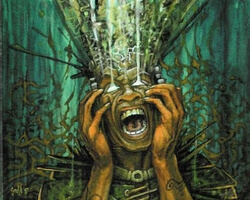 Magic the Gathering Portal Card: Mind Rot
