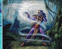 Magic the Gathering Prophecy Card: Mana Vapors