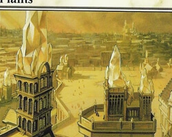 Magic the Gathering Ravnica: City of Guilds Card: Plains (c)