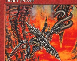 Magic the Gathering Tempest Card: Heart Sliver
