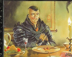 Magic the Gathering Urza's Destiny Card: Soul Feast