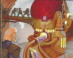 Magic the Gathering Urza's Destiny Card: Thran Foundry