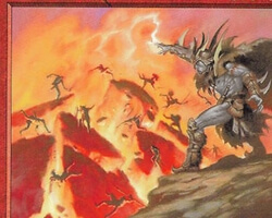 Magic the Gathering Urza's Destiny Card: Wake of Destruction